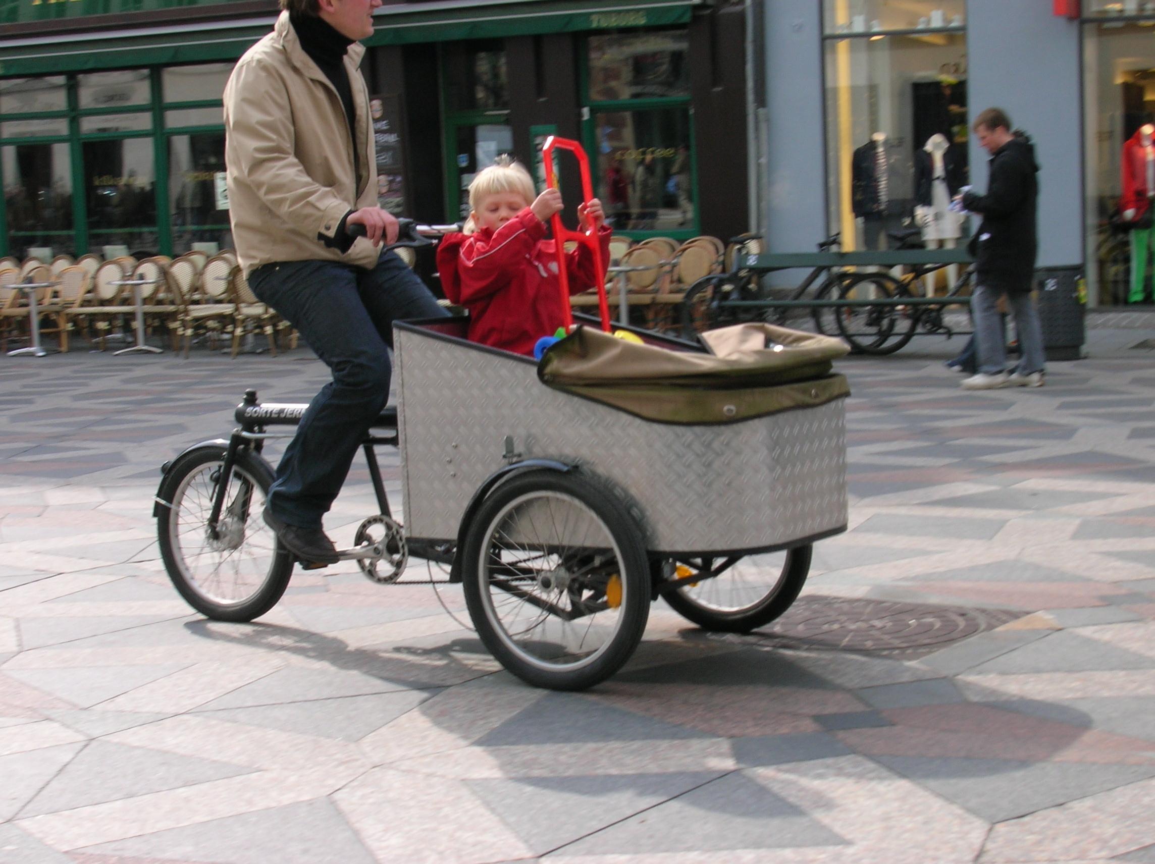 Scegliere una stabile bici elettrica a tre ruote per for Bicicletta per tre persone