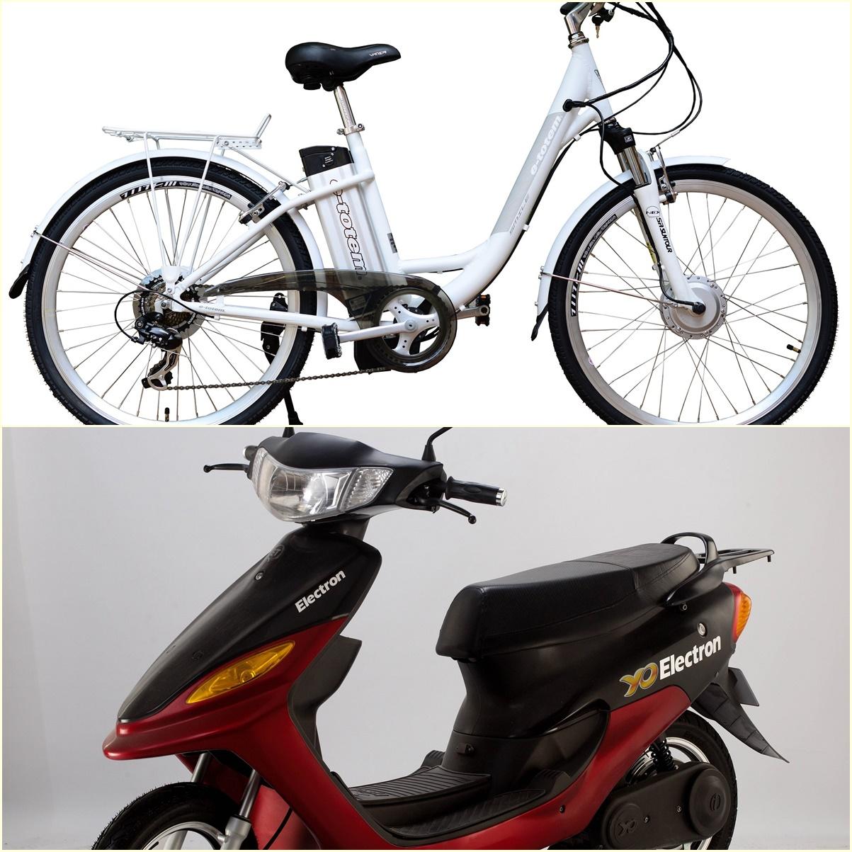 Bici elettrica o scooter: a volte è un problema di percezione