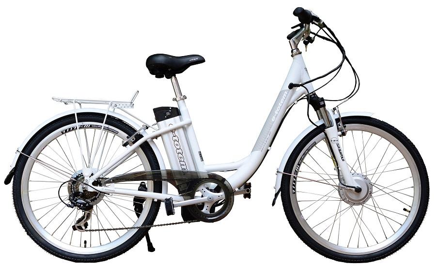 Bici elettrica pedalata assistita