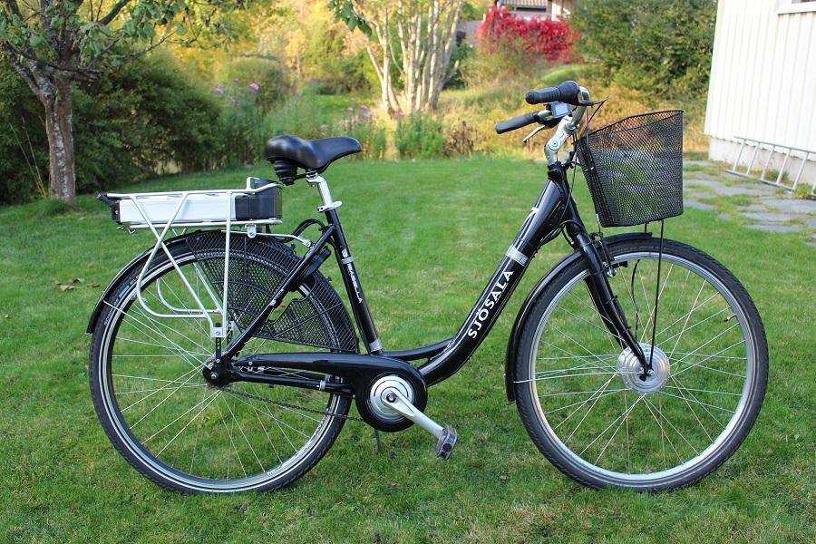 bici elettrica city