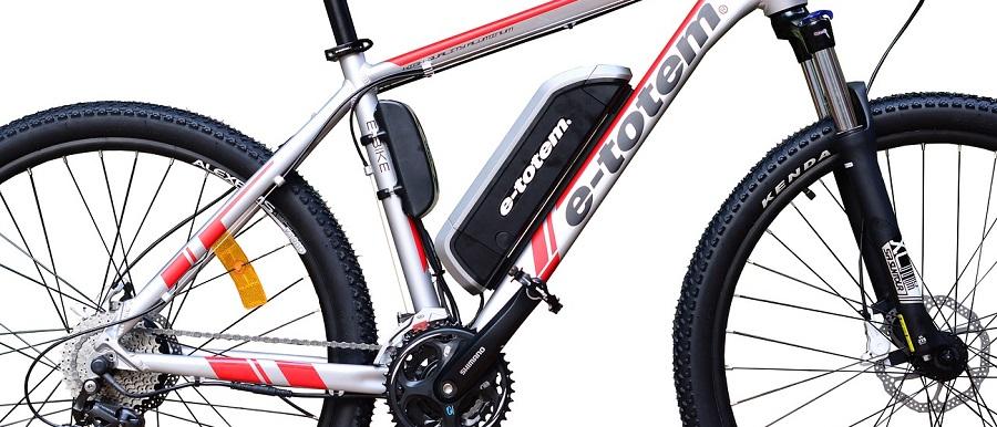 kit con batteria bici elettrica