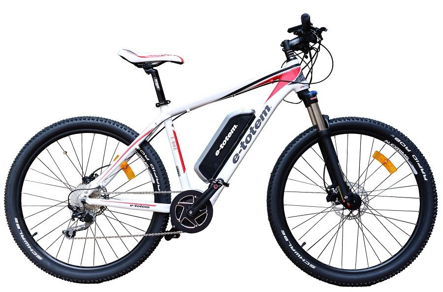Bici elettrica trek