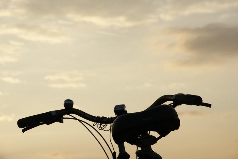 contachilometri bici