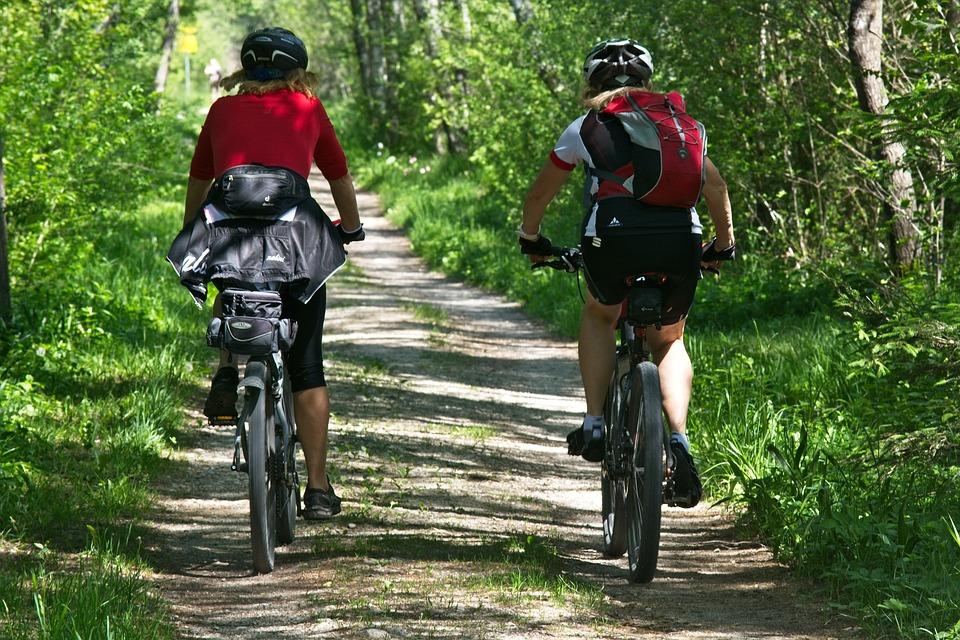 Marche abbigliamento ciclista