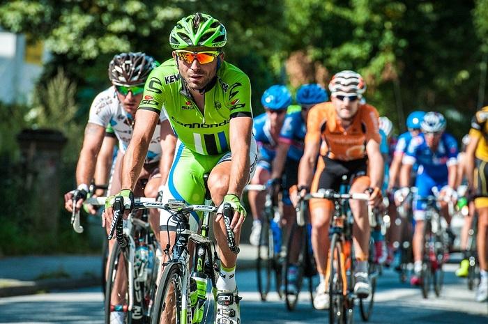 salopette da ciclismo