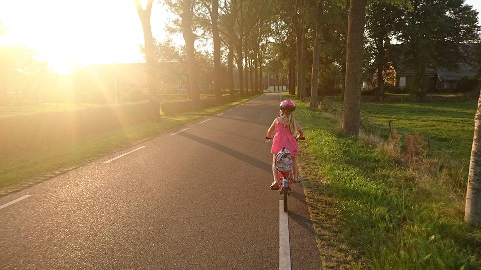 casco bici elettrica