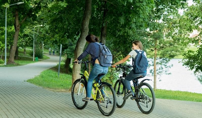 Come guidare una bici elettrica