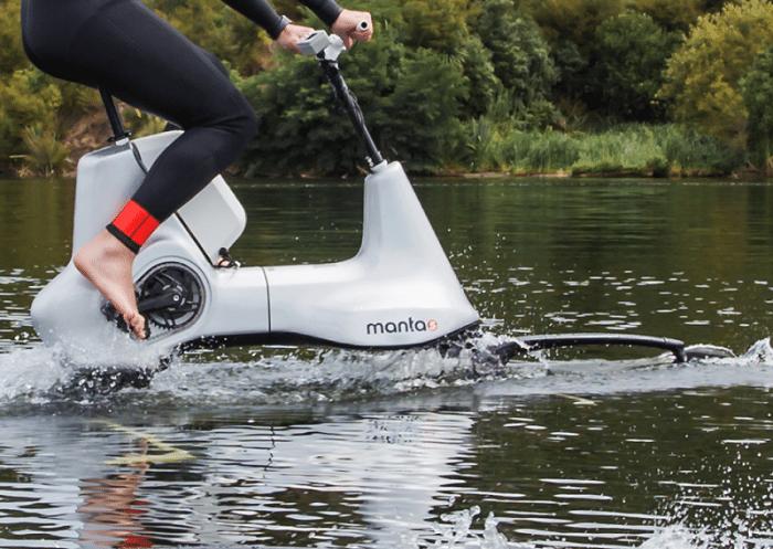 bici elettrica del futuro