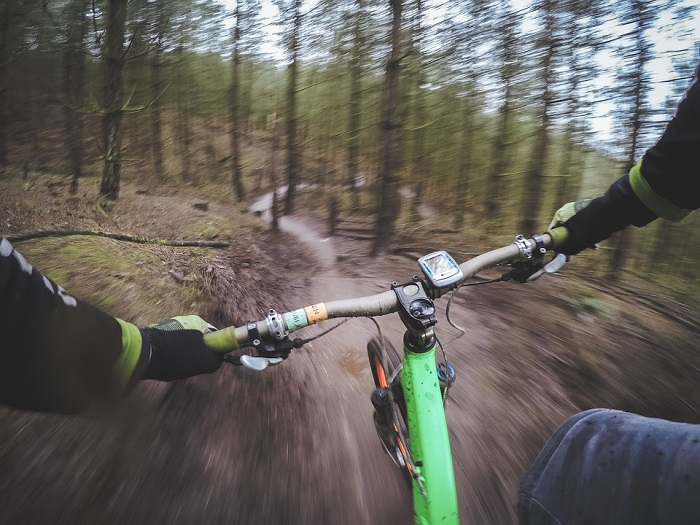 GPS per bici