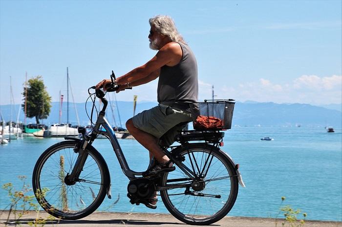 Kit di conversione bici elettrica