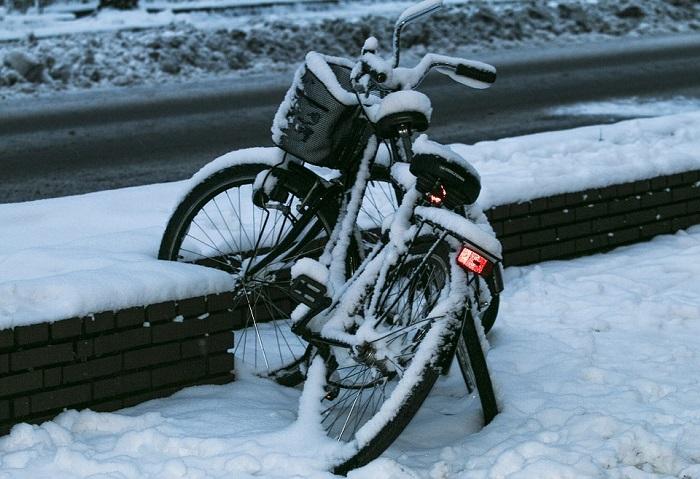 accessori per bici inverno