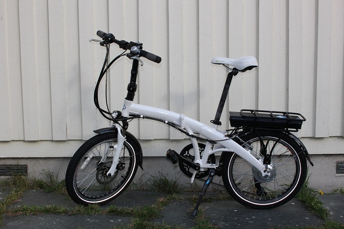 caratteristiche bici elettrica pieghevole