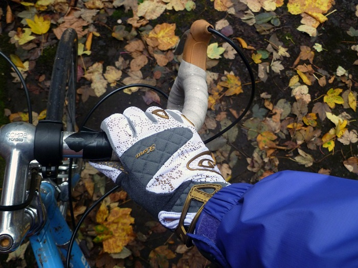 guanti invernali per bici