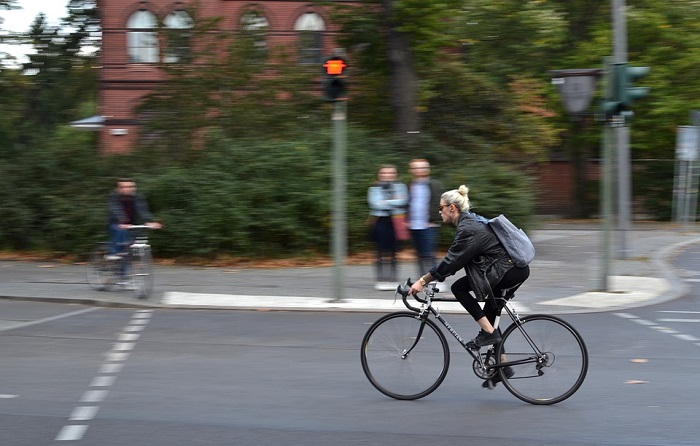 zaino da ciclismo