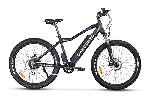 Argento Bici Elettrica, Mountain Bike a pedalata assistita