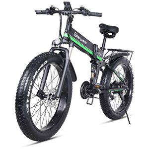 Fat Bike 26 pollici, E bike Cruiser