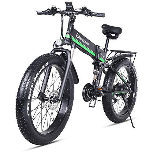 Fat Bike 26 pollici, E bike Cruiser