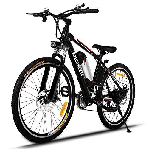 Ancheer bici elettrica da montagna